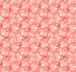 RILEY BLAKE - Paper Daisies - Posey Coral