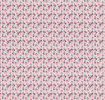 RILEY BLAKE - Paper Daisies - Geometric Pink