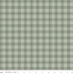 RILEY BLAKE - Gingham Farm - Plaid - Sage