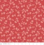 RILEY BLAKE - Red Elegance - Textured Berry