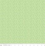RILEY BLAKE - Vintage Happy 2 - Tiny Squares - Spring Green