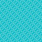 RILEY BLAKE - Vintage Happy 2 - Clothespins - Peacock