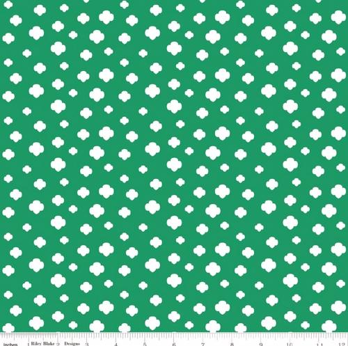RILEY BLAKE - Camp Life - Girl Scouts - Dark Green