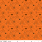 RILEY BLAKE - Give Thanks - Floral - Orange