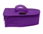 Yazzii Purple Iron Storage Case