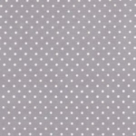 TIMELESS TREASURES - Dot - FLANNEL - Grey