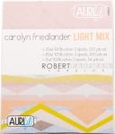 Aurifil - Carolyn Friedlander Light Mix Thread Collection 12-50-80wt 10 Small Spools