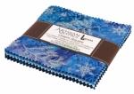 Kaufman Charm Squares - Northwoods Winter Artisan Batiks