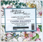 Kaufman - Natures Notebook 5 Inch Charm Squares 42 pcs