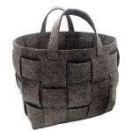 Grey Storage Basket