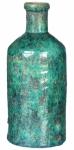 Sullivans Rustic Stone Ceramic Bottle Vase 14in