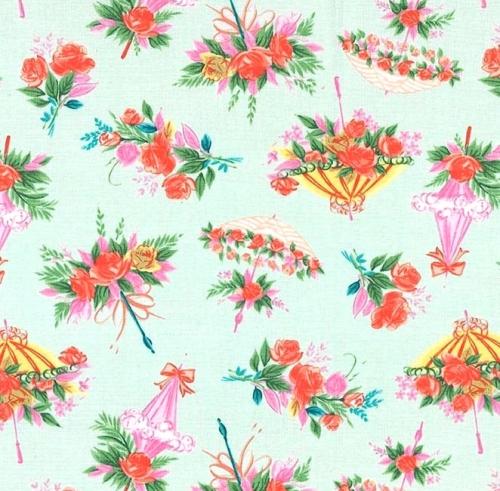 MICHAEL MILLER - Parasol Bouquet - Mint - FB8057-