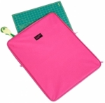 Pink Cutting Mat Bag by Creative Notions