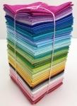 Benartex - Color Weave Fat Quarter Bundle - Contempo Studio