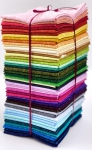 Cotton Shot Fat Quarter Bundle 49 pcs