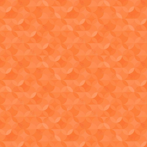 RILEY BLAKE - Crayola Kaleidoscope - Outrageous Orange