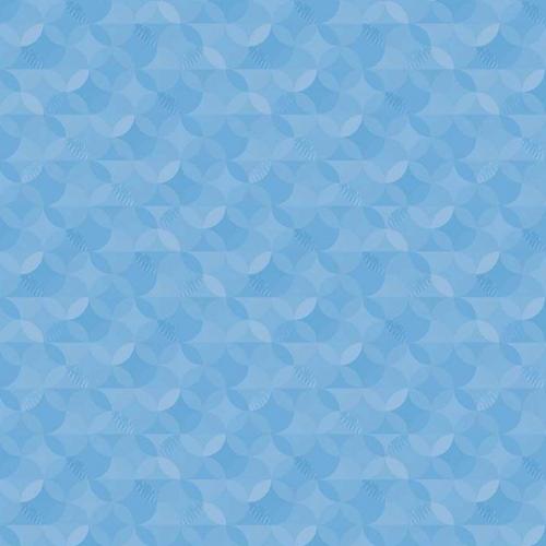 RILEY BLAKE - Crayola Kaleidoscope - Wild Blue Yonder