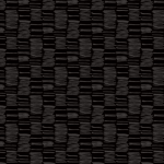 ANDOVER - Century Black on Black - Hatched Stripe