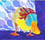 Curious Duck Quilt Pattern by Ann Shaw