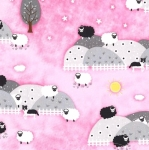 MICHAEL MILLER - Counting Sheep - Pink - #2480-