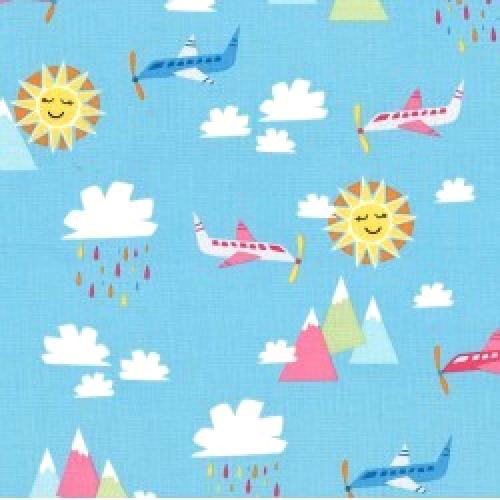 MICHAEL MILLER - Travel Daze - Sky - Airplanes