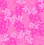 DAVID TEXTILES - Beautiful Ride - Eva's Bloom - Fuchsia Rose