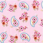 MICHAEL MILLER - Lovey Dovey - Paisley Love Pink - FB7541-
