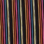 MICHAEL MILLER - Lovey Dovey - Aviary Stripe Black - FB7552-