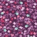 MICHAEL MILLER - Sunlit Blooms - Mauve