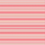 POPPIE COTTON - Dots and Posies - Stripe - Pink