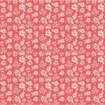 POPPIE COTTON - Dots and Posies - Mini Fleurs - Pink