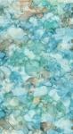 NORTHCOTT - White Sands - Digital Print - Turquoise