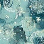 NORTHCOTT - Journey - Compass Toss - Teal