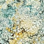 NORTHCOTT - Journey - Bubble Texture - Teal