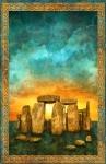 NORTHCOTT - Stonehenge Solstice - PANEL - PL99