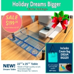 Holiday Dreams - Dream Bigger Package by Sew Steady