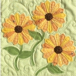 Sunny Sunflowers Block Kit - Fun on the Farm
