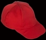 Clearance - Embroider Buddy Red Baseball Cap