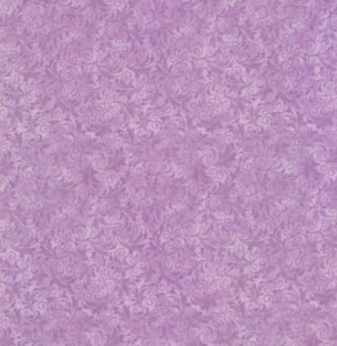 TIMELESS TREASURES - Echo - Tonal Filigree - Lavender
