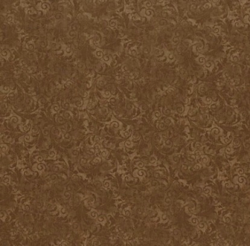 TIMELESS TREASURES - Echo - Tonal Filigree - Mocha