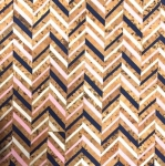 Eversewn - Chevron Cork Blend Fabric 51x19