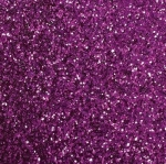 Eversewn - Amethyst Glitter Fabric 27x11.8