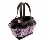 Mini Crafters Tote Purple/Multi by Everything Mary