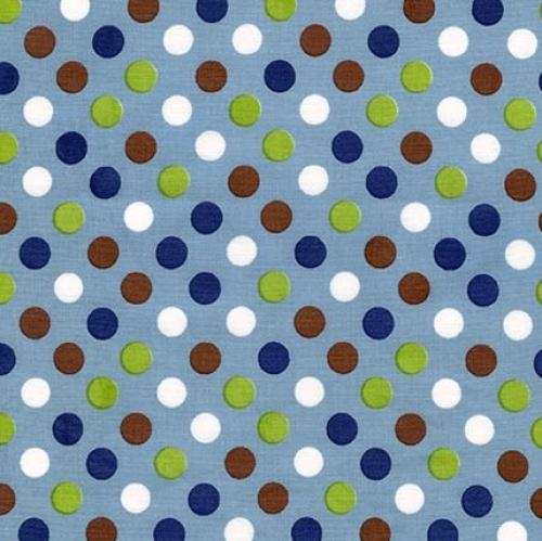 KAUFMAN - Spot On - Denim - FB7323
