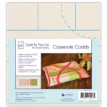 Quilt As You Go Casserole Caddy by June Tailor
