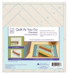 Jakarta Quilt As You Go Placemats 6 count by June Tailor
