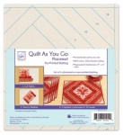 Casablanca Quilt As You Go Placemats 6 count by June Tailor
