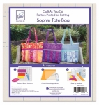 Sophie Quilt As You Go Tote Bag by June Tailor