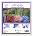 Alexandra Quilt As You Go Tote Bag by June Tailor