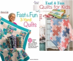 Fast & Fun Quilt Books Combo
